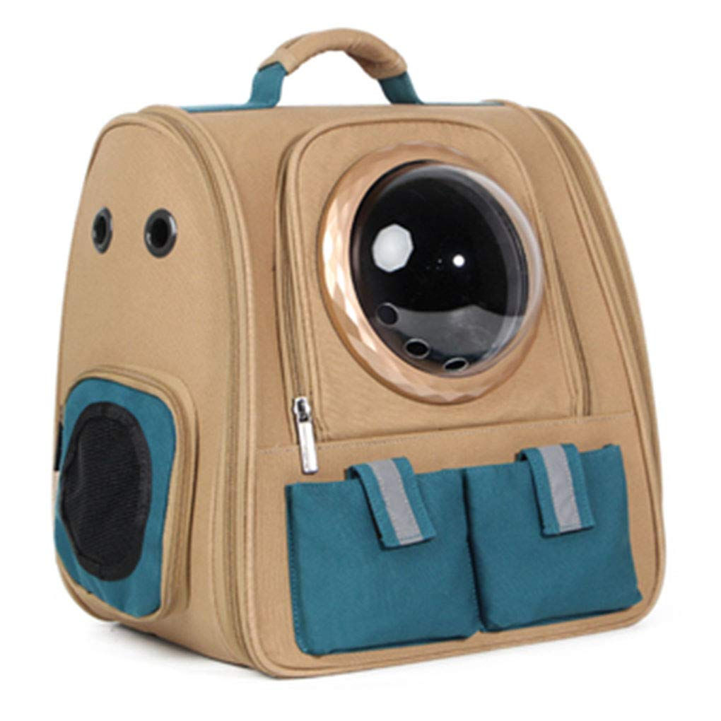 5 Outgoing highend cat Bag Portable pet Cabin Space Bag Back Dog Bag cage Bag Backpack