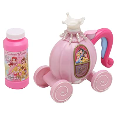Imperial Toy Disney Princess Bubble Carriage, Pink: Toys & Games