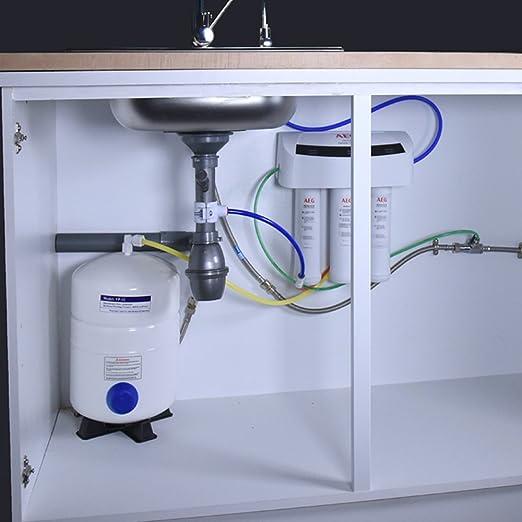 AEG AEGRO Equipo de Ósmosis Inversa para la Filtración de Agua ...