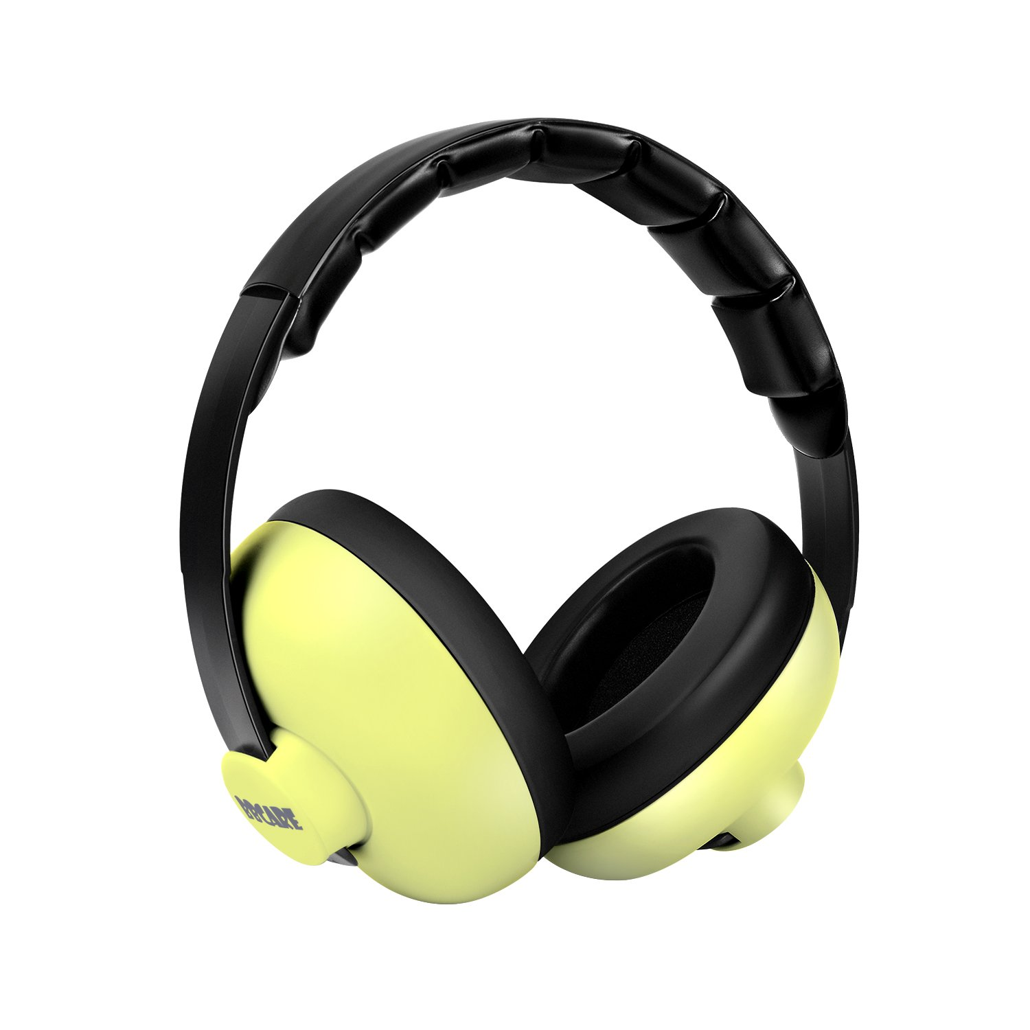 BBcare Baby Ear Protection Noise Cancelling HeadPhones for Babies for 3 Months to 2 Years-Green
