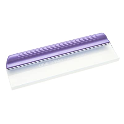 Original Water Blade! Silicone T-Bar Waterblade, Classic 12 Inch Purple: Automotive