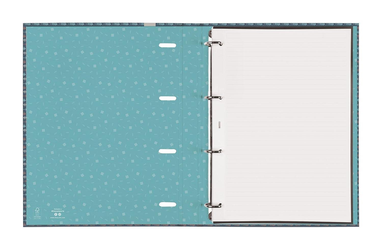 Finocam 5110023 - Carpebloc, A4: Amazon.es: Oficina y papelería