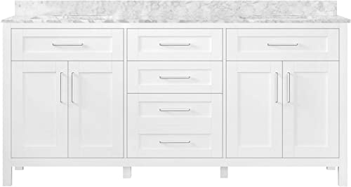 Ove Decors Maya 72 Set Bathroom Vanity Freestanding Cabinet