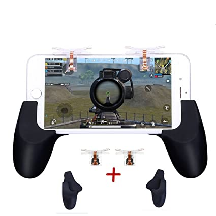 88fb0540b Amazon.com  Anskp PUBG Mobile Controller