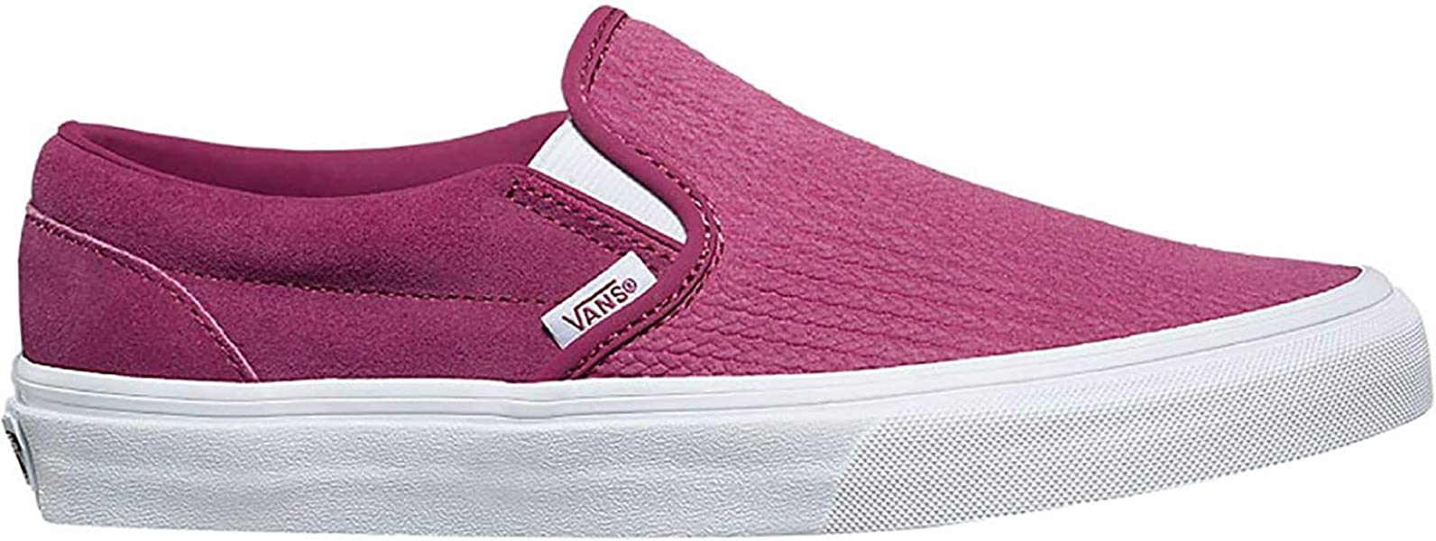 8b87b3ebe54 Vans Classic Slip-On (Suede) Unisex Womens Skateboarding-Shoes  VN-0A38F7U7R 6