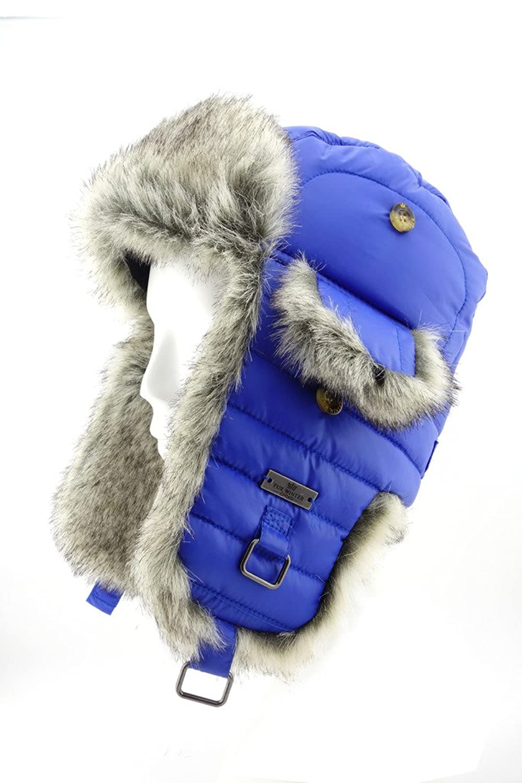 Fell Winter Taft Kunstfell Aviator Bomber Trapper Trooper Pilot Ski Hat