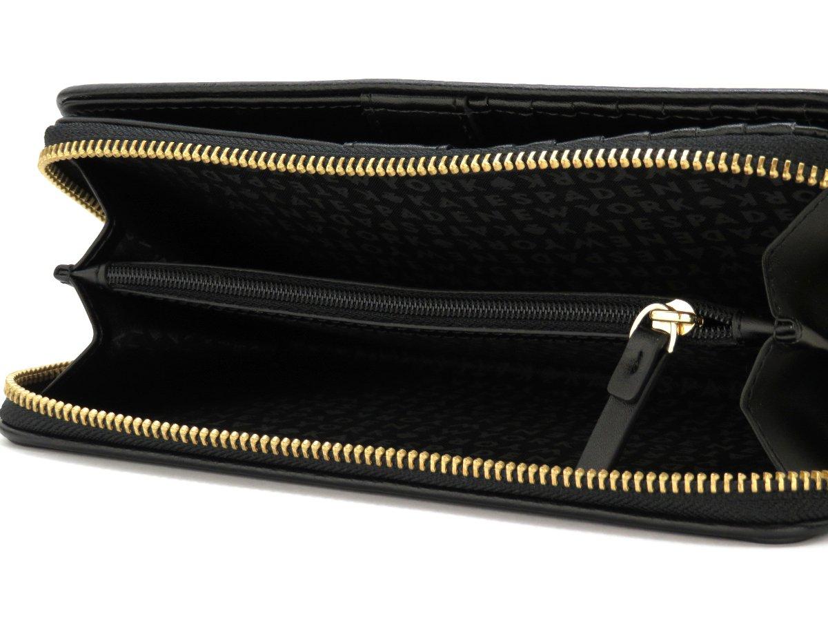 Kate Spade New York Mulberry Street Brigitta Wristlet Wallet Handbag (Black) by Kate Spade New York (Image #4)