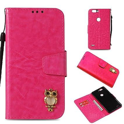 new styles 48d6b 26bab Amazon.com: Luckyandery ZTE Z982 wallet case,Phone Cases ZTE Z982 ...