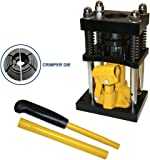 eaton et1000 006 hyd crimping machine 1 4 to 1 1 4 in cap rh amazon com