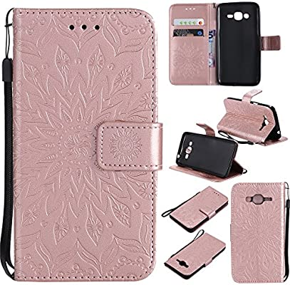 J2 Prime Wallet Case, bestcatgift [Sol Flores] Galaxy Grand ...