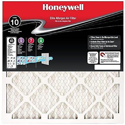 Honeywell 16 in. x 25 in. x 1 in. Elite Allergen Pleated Air Filter (Case of 12)