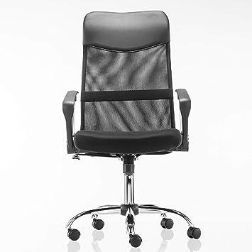 haut Chaise chaise pivotanteDossier bureau de ergonomique kwnP8OX0