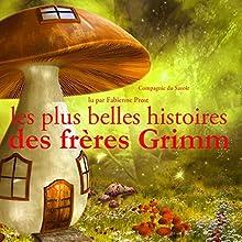 Les plus belles histoires des frères Grimm (Les plus beaux contes pour enfants) | Livre audio Auteur(s) :  Frères Grimm Narrateur(s) : Fabienne Prost