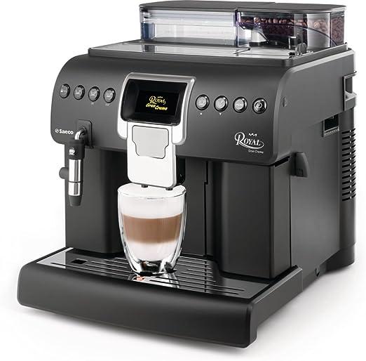 Saeco 10004691 - Cafetera automática Royal Gran Crema Espresso ...
