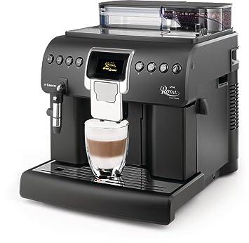 Saeco 10004691 - Cafetera automática Royal Gran Crema Espresso: Amazon.es: Hogar