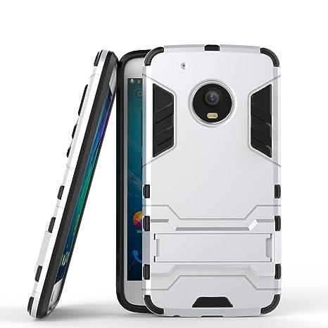 Ougger Fundas para Motorola Moto G5 Plus (XT1687) Funda ...