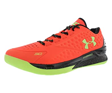 Under Armour Curry 1 Low Basketball Men's Shoes Size 10.5