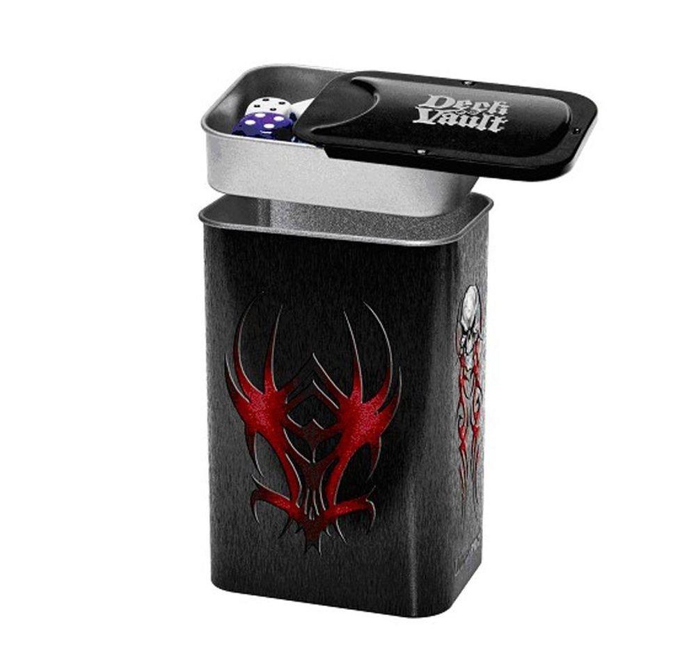 Ultra Pro - Ultra Pro boîte métal pour cartes Nesting Deck Vault Monte Moore 7442782711