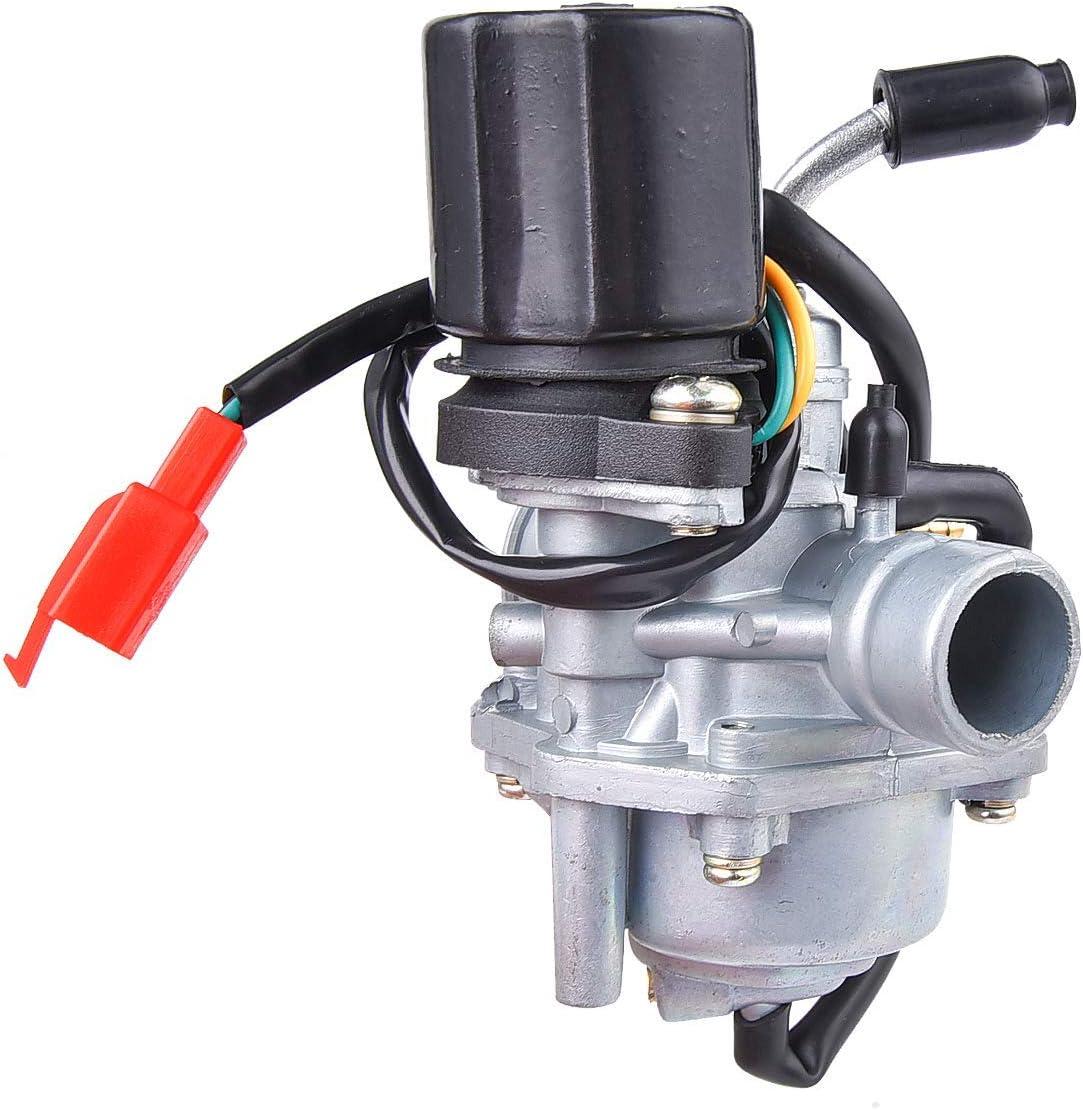 Carburetor for 2-Stroke Dinli 50cc 70cc 90cc 100cc 110cc ATV with Elect choke E3