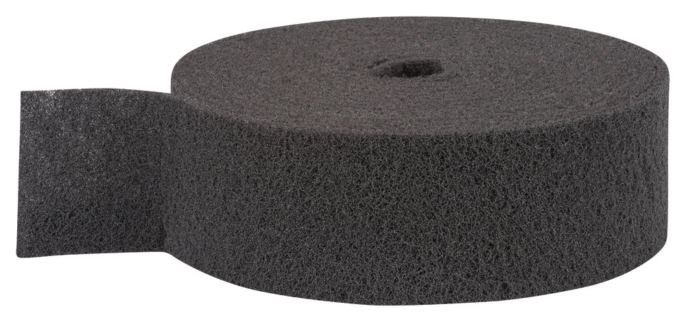 Bosch 2 608 608 220 - Rollo abrasivo Best for Finish Bright - 10.000 x 115 mm, mittel S (pack de 1) 2608608220