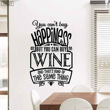 yaoxingfu Etiqueta de la Pared Extraíble Wine Club Logo ...