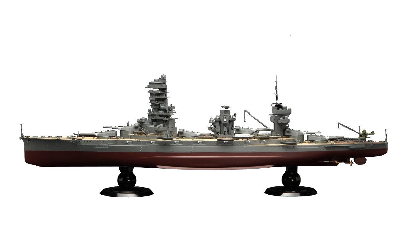 フジミ模型 1/350 艦船シリーズ 旧日本海軍戦艦 山城 昭和18年 1943年 B004WBC0V0