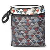 Waterproof Wet Dry Bag, Grab & Go, Triangles