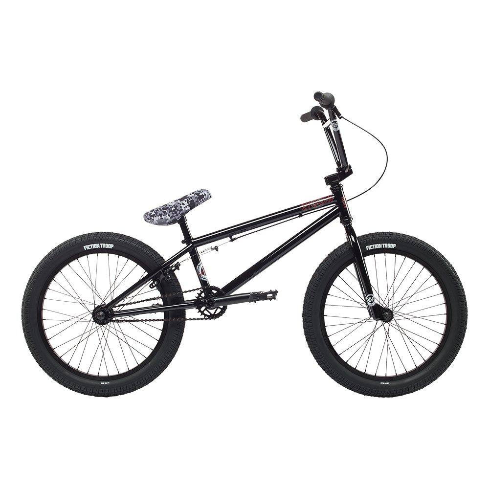 自転車 bmx STOLEN ストーレン CASINO XS BLACK IN BLACK 20インチ 完成車 完全組立 S060 B074KCRWCGBLACK-IN-BLACK CASINO-XS