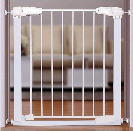 Puerta Para Bebés Puerta De Seguridad Para Niños Puerta De La Escalera Del Bebé Cerca Del