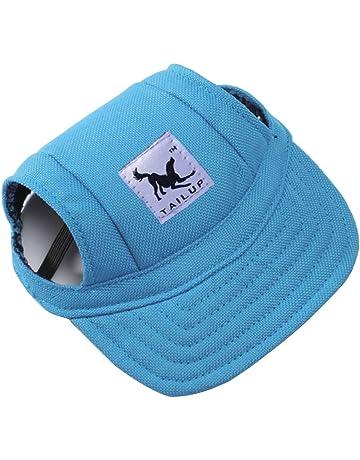 22f341a33d7 CIDEROS Pet Dog Hats for Small Size Dogs Visor Design Fashion Dogs Baseball  Sun Hats Sport