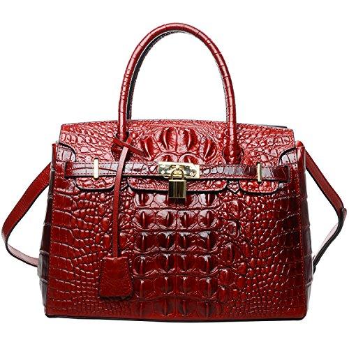 Hermes Red Bag - 4