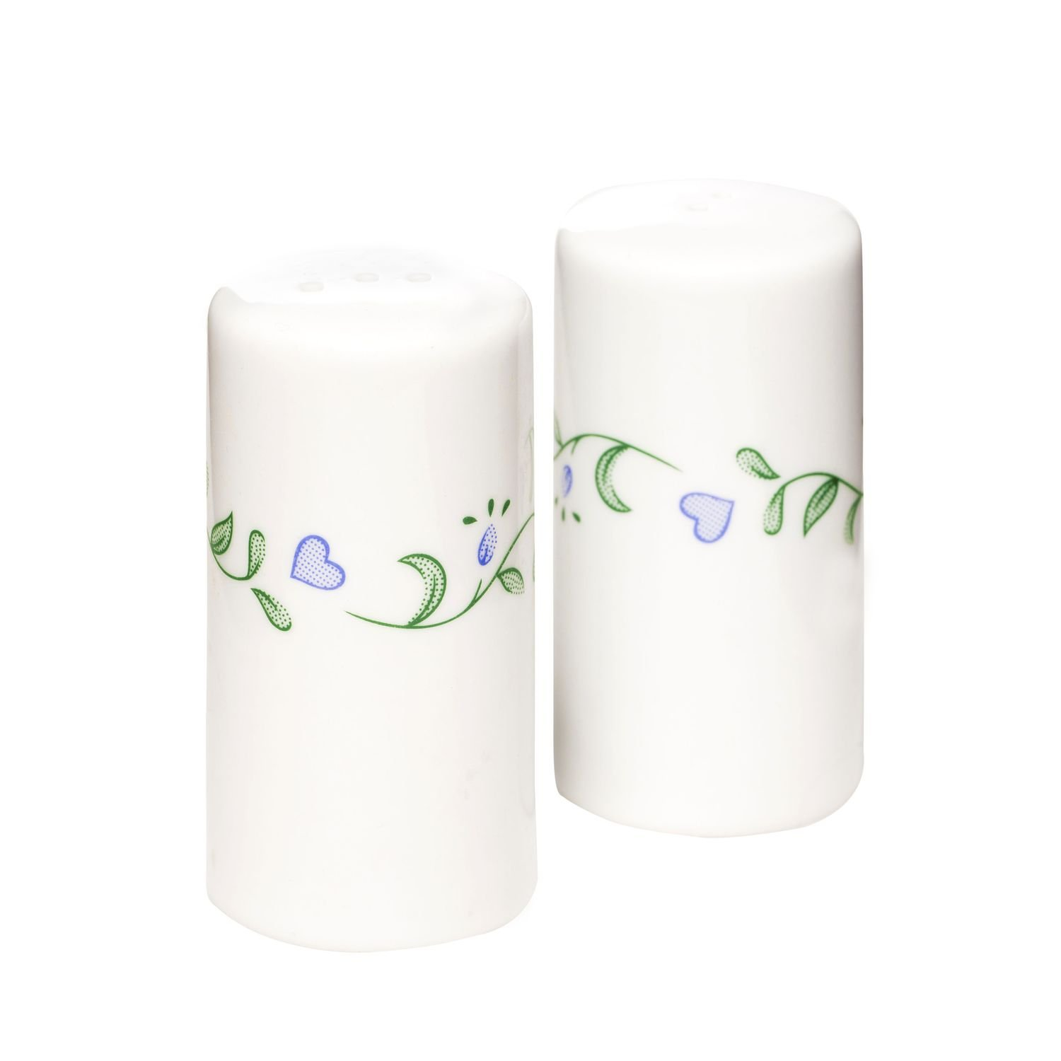 Corelle Country Cottage Salt and Pepper Shakers World kitchen COMINHKPR75233