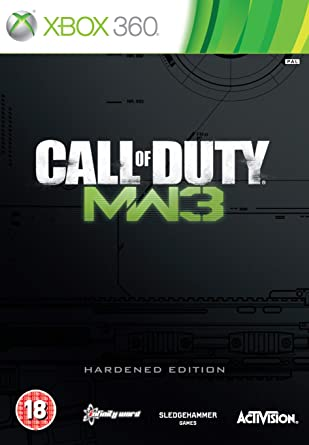 Call of Duty: Modern Warfare Edición 3 endurecido (Xbox 360 ...
