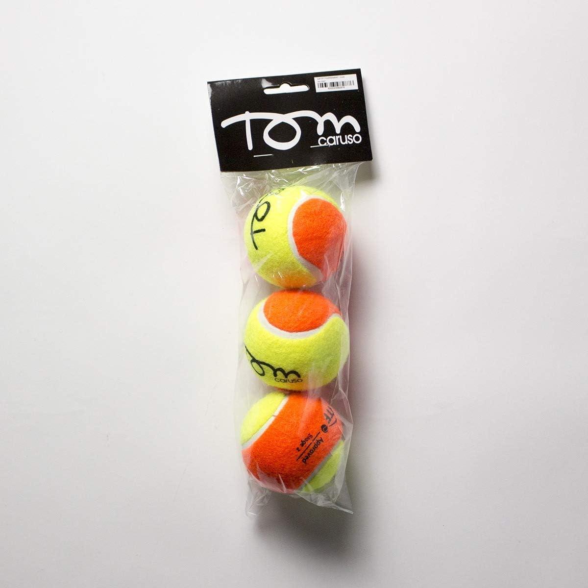 TOM CARUSO ball set palle ITF TOURNAMENT Beach Tennis Accessori