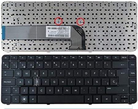 IFINGER Teclado español para HP Compaq Pavilion DM4 ...