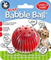 Pet Qwerks Blinky Babble Ball Interactive Dog Flashing Toy