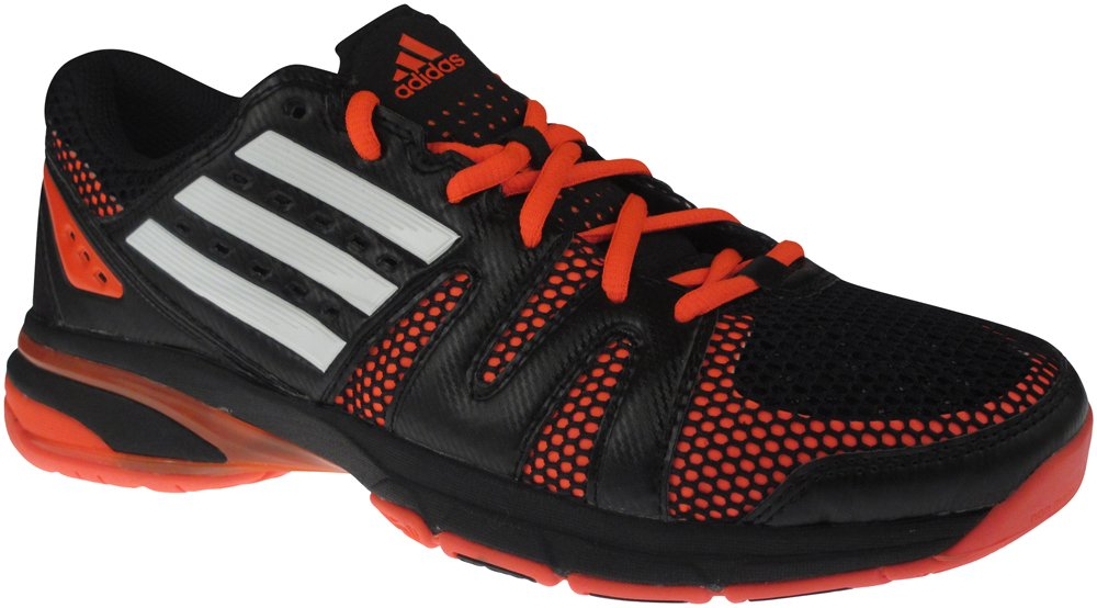 Adidas Volley Light Womens Volleyball Shoe 11 Red-White-Black