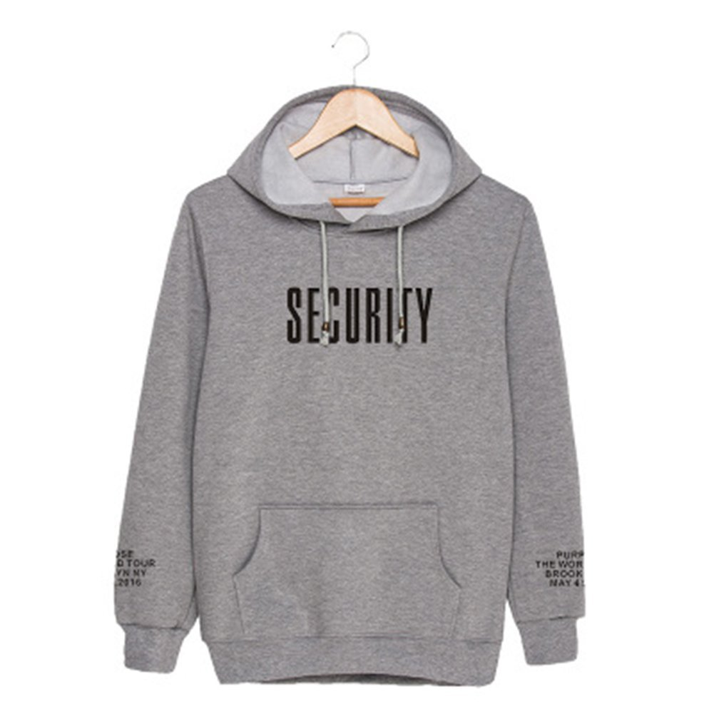 BTS Shirt Love Yourself Lumbar Hooded Sweatshirt for Women Jin Suga J-Hope Rap Monster Jimin V Jung Kook
