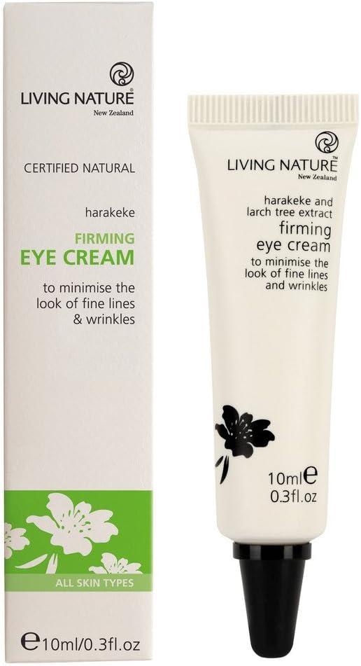 Living Nature Firming Eye Cream 10ml