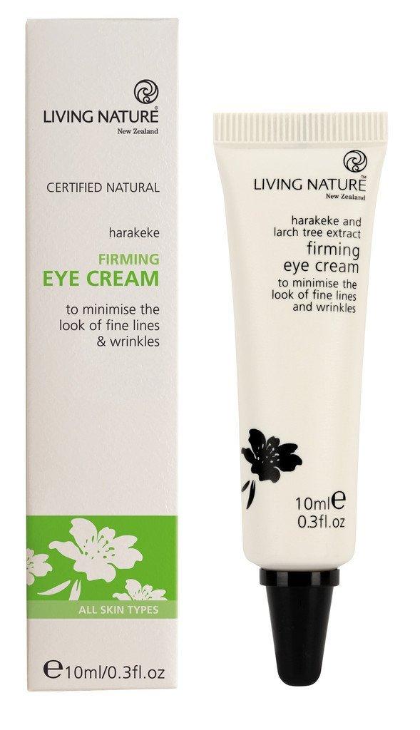 Living Nature Firming Eye Cream - straffende Augencreme 10 ml
