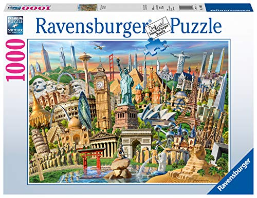 Ravensburger - Hitos del mundo (19890)