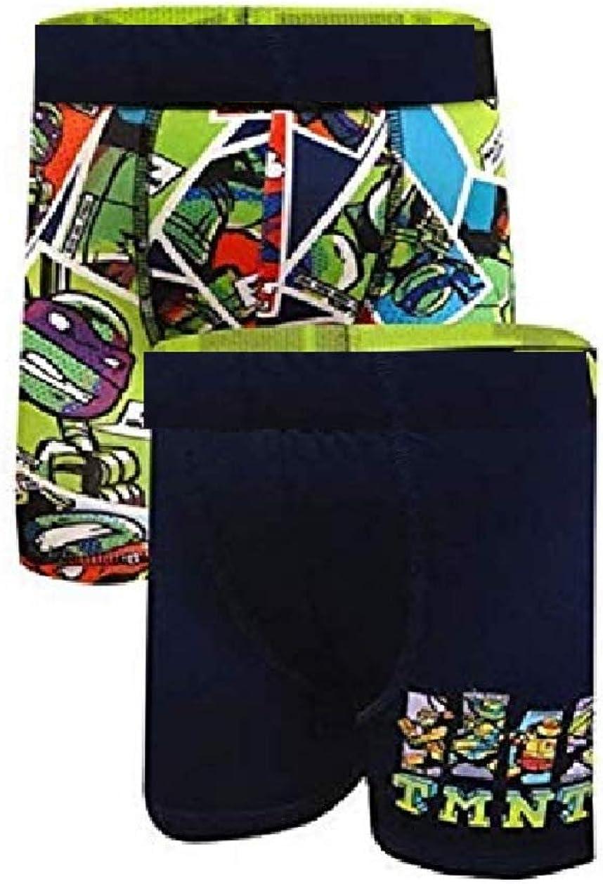 Teenage Mutant Ninja Turtles 2 Pack Boxer Briefs