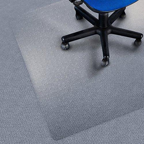 Office Marshal Chair Mat for Carpet Floors, Low/Medium Pile - 40