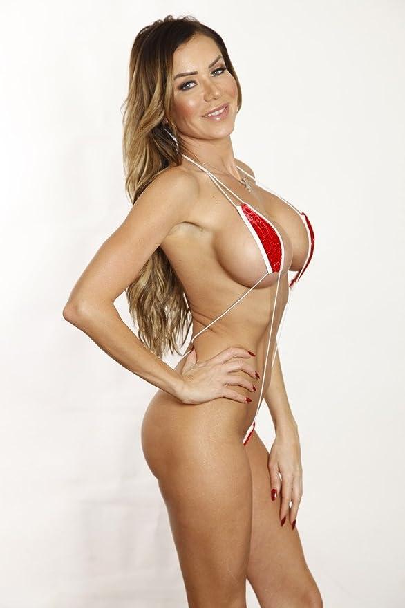 Hot slingshot bikini exotic