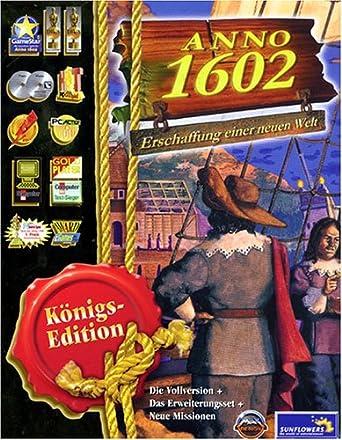 anno 1602 königsedition