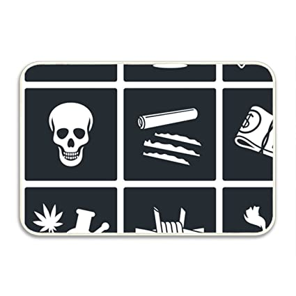 Amazon.com : PlayA Mexican Cartel And Arms Fancy Doormat ...