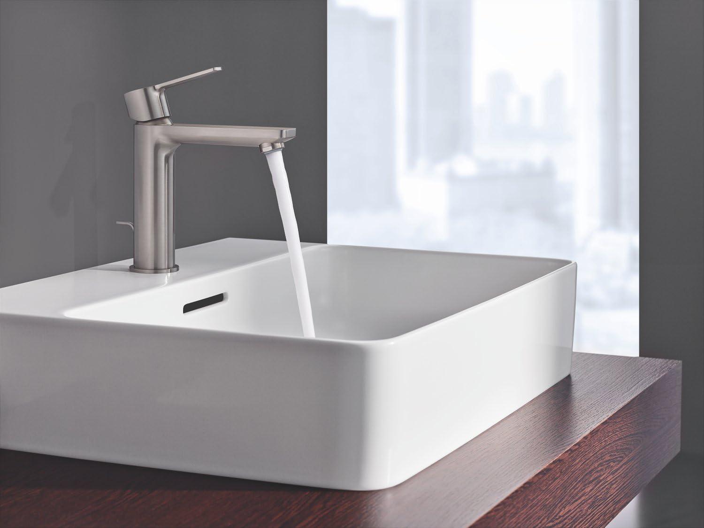 Grohe Lineare/ 23106001 /Bater/ía monomando para lavabo