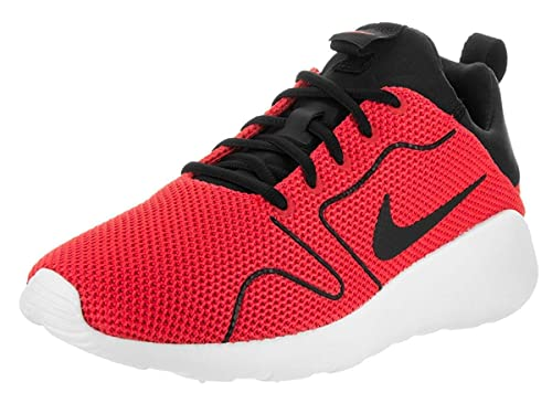 cheap for discount d427a 62780 NIKE Men s Kaishi 2.0 SE Action Red Black White Running Shoe 10.5 Men US