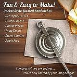 Toas-Tite Sandwich Grill - Handheld Pie