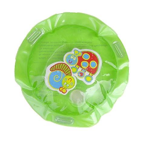 Johannas - Colchoneta Hinchable de Agua para bebés, para ...